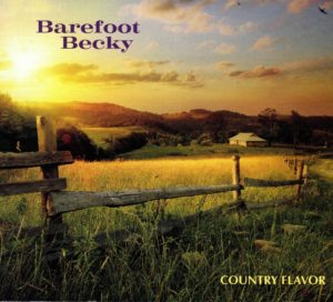 Country Flavors CD Cover